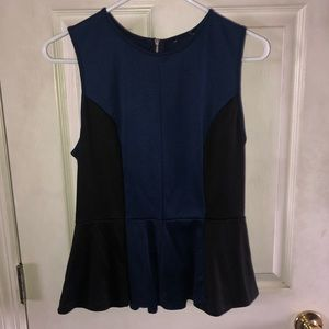 Tops - Peplum top
